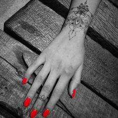 permanent bracelet for @nydina94