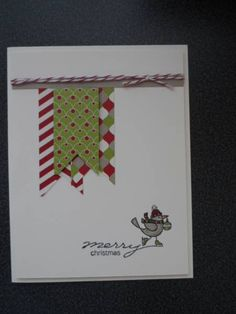 Christmas CASE by lisacurcio2001 - Cards and Paper Crafts at Splitcoaststampers