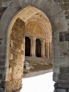Eglise St-Pierre. Carennac (Lot) - Midi-Pyrénées