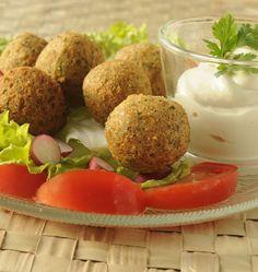 Falafels de pois chiches, la recette d'Ôdélices : retrouvez les ingrédients, la préparation, des recettes similaires et des photos qui donnent envie !