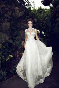 Nurit Hen wedding dress