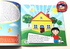 Ege ile Ece Okul Öncesi Kitap Serisi 10 Setten Oluşur. İlk Kitap Ailem kitabında karakterimiz Ege kendini, evini ve ailesini tanıtır.  Merhaba Arkadaşlar Ben Ege. Bu da benim köpeğim Benekli... Devamı için tıklayınız. http://egeileece.com/?page_id=26
