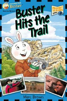 Buster hits the trail by Marc Tolon Brown