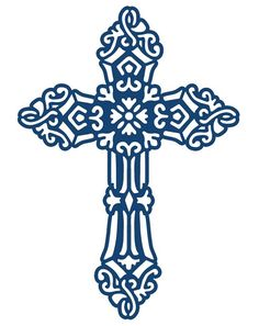 Tattered Lace - Dies - Cross
