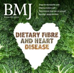 What is the association between dietary fibre and heart disease? Read this research paper and more from the issue at http://www.bmj.com/content/348/7941