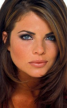 yasmine bleeth in a face to die for - Google Search Beautiful Celebrities, Beautiful Actresses, Gorgeous Women, Hello Gorgeous, Pretty Eyes, Beautiful Eyes, Beautiful People, Beauty Full Girl, Beauty Women