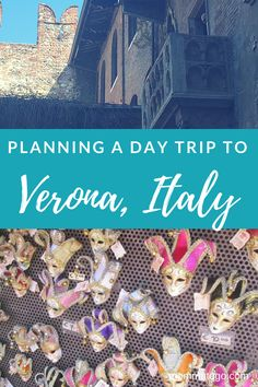 Verona Day Trip. Planning a trip to Verona, Italy. #Verona #Italy #Europe #FamilyTravel #Travel