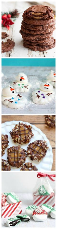 20 Christmas cookies to eat when you're sick of snickerdoodle. Santa-approved Christmas cookie substitutes for when you're snickerdoodled out.