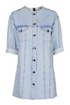 Topshop Denim Dress by Boutique