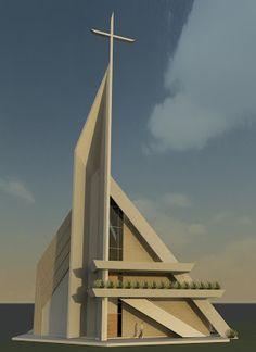 arquitetura do sagrado: LISTA DE IGREJAS