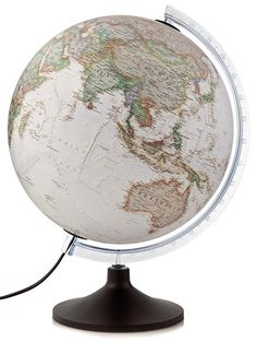 The 40 best globes images on pinterest globes names and national national geographic carbon executive illuminated 30cm globe gumiabroncs Choice Image