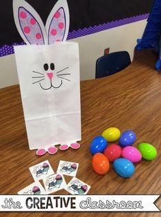 Classroom Egg Hunt