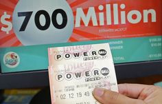 The Latest: Official: Largest jackpot won by single ticket https://link.crwd.fr/23tI
