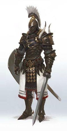 Art Google, Fantasy Characters, Samurai, Fantasy Art, Fantastic Art, Fantasy Artwork, Fictional Characters