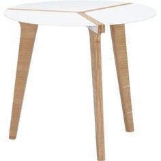 reprouvé side table in accent tables | CB2