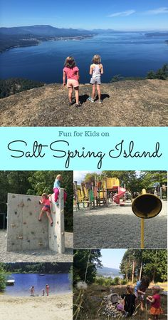 Looking for some fun things to do on Salt Spring Island with the kids? Find lots of family-friendly things to do on Saltspring in the Gulf Islands here! Travel With Kids, Family Travel, Salt Spring Island Bc, Bucket List Family, Vancouver Island, Wanderlust Travel, Oh The Places You'll Go, Things To Do, Families