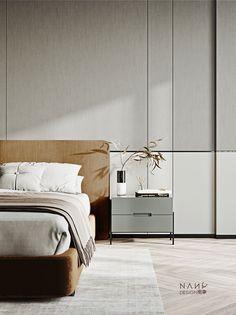 Master Bedroom Interior, Bedroom Furniture Design, Small Room Bedroom, Home Bedroom, Modern Bedroom, Bedroom Design Minimalist, Home Room Design, Luxury Homes Interior, Suites