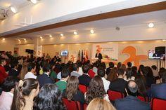 Encerramento da XII Edição da Universidade de Verão, com a presença de Pedro Passos Coelho - 7 de setembro de 2014.