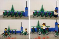 corporate bike sharing