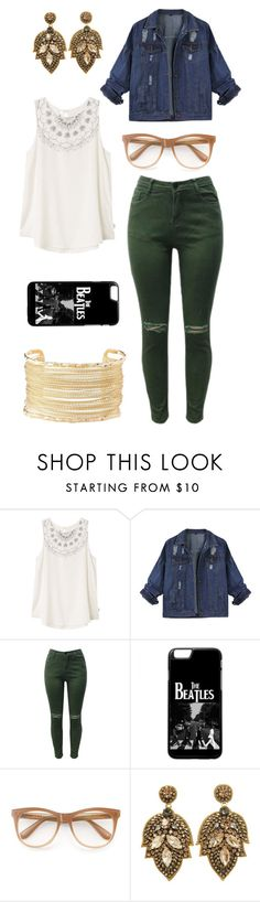 """Untitled #9"" by songird on Polyvore featuring RVCA, Wildfox and Charlotte Russe"