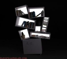 A great bookshelf!