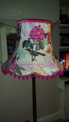 Recovered standard lampshade