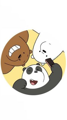 We Bare Bears Png - We Bare Bears Aesthetic, Transparent - PngFind Wallpaper Animes, Cartoon Wallpaper Iphone, Bear Wallpaper, Cute Disney Wallpaper, Kawaii Wallpaper, We Bare Bears Wallpapers, Panda Wallpapers, Cute Cartoon Wallpapers, Cute Wallpapers For Iphone