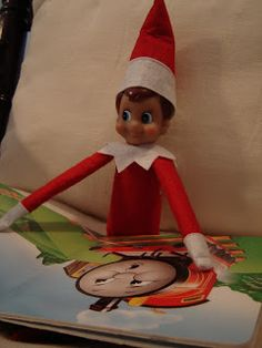 We have been having great fun with Sprinkles, our adopted Scout Elf from the North Pole. He has, of course, been getting into all sorts o...