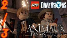 LEGO Dimension FR Mode Libre Les Animaux Fantastiques  2/3