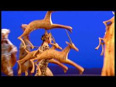 """▶ """"The Lioness Hunt"""" from THE LION KING, the Landmark Musical Event - YouTube"""