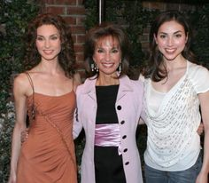 old pictures from soap all my children | eden riegel # alicia minshew # all my children # bianca montgomery