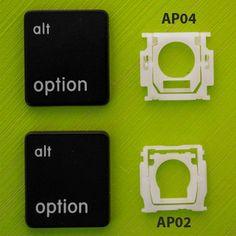 Touche option gauche pour MacBook Pro Unibody