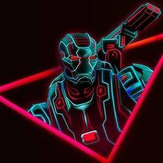 Avengers: Infinity War || Rhodey Rhodes (War Machine)