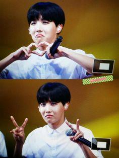 "BTS @ 150519 Youth Concert ""On Dream School"" at Hongju Culture Center"
