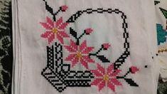 Cross Stitch Flowers, Mesh, Punto Cruz Gratis, Cross Stitch Borders, Cross Stitch Rose, Crocheted Headbands, Xmas Cross Stitch, Cross Stitch Alphabet, Cross Stitch Samplers