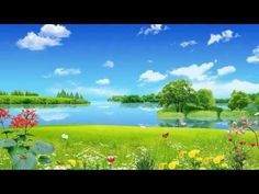 Find the best Wallpaper Beautiful Nature on GetWallpapers. We have background pictures for you! Green Nature Wallpaper, Wallpaper Background Design, Summer Wallpaper, Beautiful Nature Wallpaper, Landscape Wallpaper, Scenery Wallpaper, Background Images, Beautiful Images, Video Background