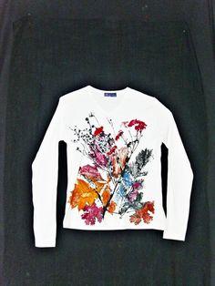 Coloured Leaves prints