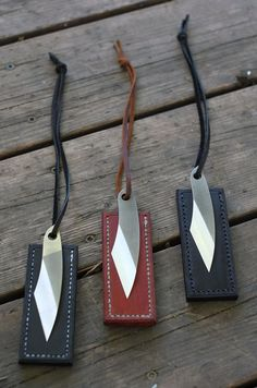 Pocket Knife Japanese Kiridashi by OriginHG on Etsy