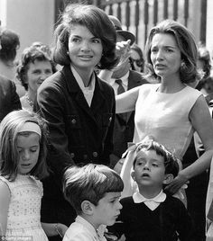 Image result for jackie kennedy 1964