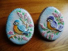 Easter Birds | Cookie Connection