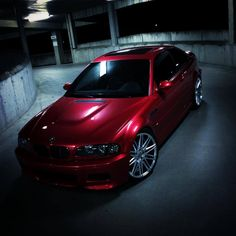 Repin this BMW E46 M3 red then go to http://buildingabrandonline.com/tomhandy/was-it-luck-that-one-of-my-investments-made-over-6000/