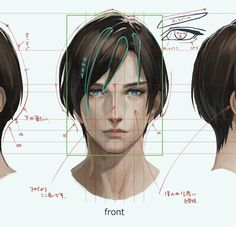 toraware no palm haruto capcom chisato mita character design Digital Painting Tutorials, Digital Art Tutorial, Art Tutorials, Tutorial Draw, Art Sketches, Art Drawings, Character Art, Character Design, Coloring Tutorial