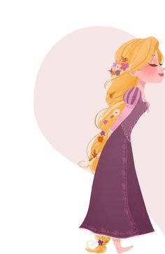 Rapunzel Art Print by Punziella Disney Princess Pictures, Disney Princess Art, Disney Rapunzel, Arte Disney, Disney Pictures, Disney Art, Tangled Wallpaper, Disney Phone Wallpaper, Disney And Dreamworks