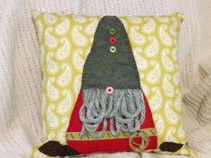Hey, I found this really awesome Etsy listing at https://www.etsy.com/listing/249844311/decorative-holiday-tomte-gnome-pillow