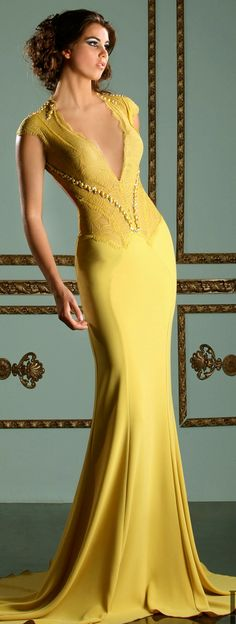 Mireille Dagher Spring Summer 2013 Ready to Wear women fashion outfit  clothing style apparel closet ideas 966eed2bae4c