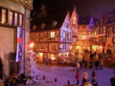 Weihnachtsmarkt in Colmar – der Schönste von allen!