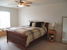 Enchanting Plain Bedroom => http://smsmls.com/19304/plain-bedroom
