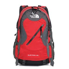40L large-capacity outdoor sports camping hiking shoulder ladies and men's backpacks ** Tried it! Love it! Click the image. : Backpacking gear
