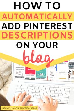 Why you need to stop using alt text to write your Pinterest description & get these powerful Pinterest tips that you can use instead to perfect your pins. Pinterest Tutorial, Pinterest For Business, Marketing Strategies, Media Marketing, Digital Marketing, Influencer Marketing, Marketing Plan, Business Marketing, Content Marketing