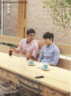 Siwon Donghae
